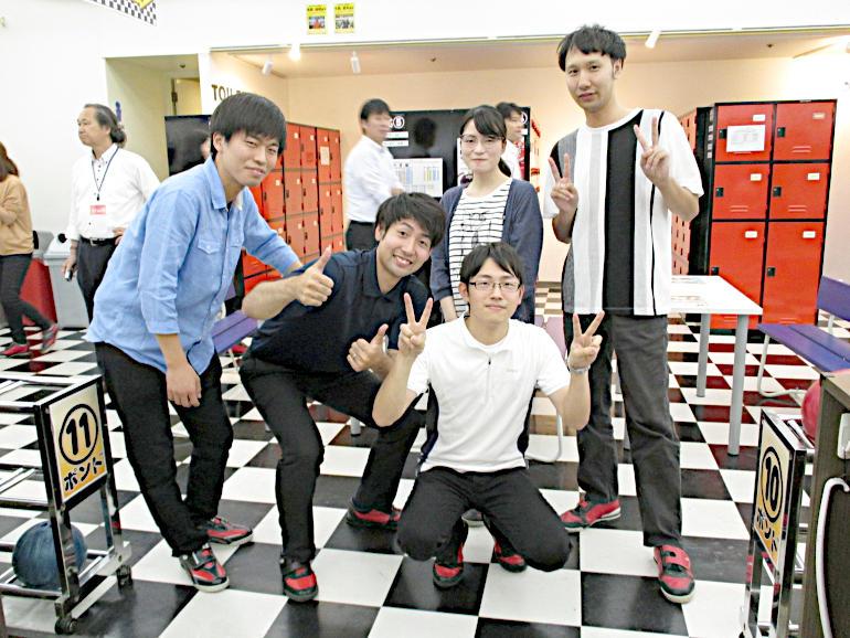 ⑨20代の若手5人衆