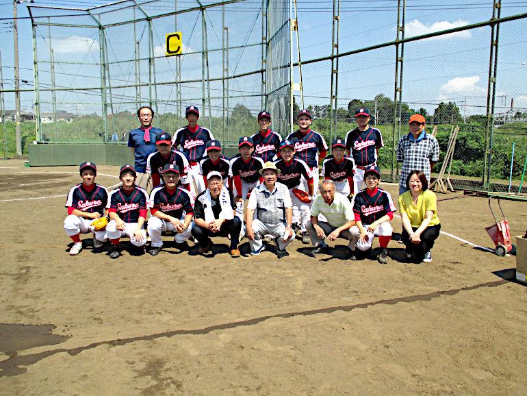 「第41回野球大会」2回戦、12対3で敗戦(対 カナフレックスコーポレーション㈱様)